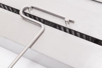 herramienta para apagar y ajustar la llama1874