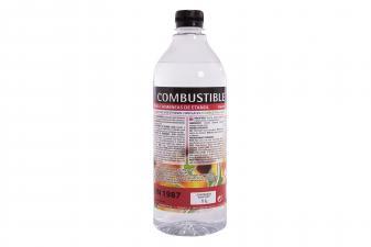 Caja Combustible de origen natural líquido 12 Botellas 1L LIQ-12B