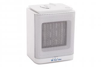 Calefactor cerámico con termostato ajustable