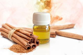 Frasco de aroma canela para difusor