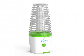 Mata insectos portátil a batería ZZAP B LED01 de PURLINE
