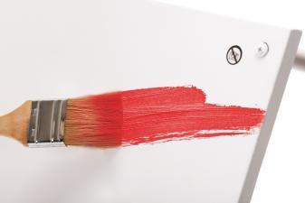 la superficie del calefactor se puede pintar1741