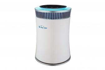 Purificador de Aire HEPA, Carbón Activo, Lámpara UV e Ionizador para 20 m²