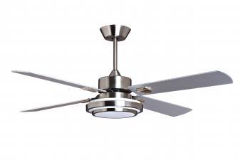 Ventilador de Techo con luz y Mando a distancia BLIZZARD de PURLINE
