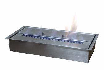 Bloque de combustión 2 L con regulador de llama