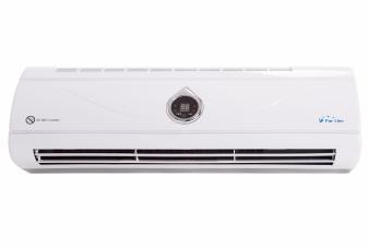 Calefactor mural cerámico soplante con mando a distancia
