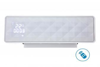 Calefactor mural cerámico con mando a distancia HOTI M90 de PURLINE