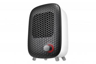 Calefactor cerámico compacto