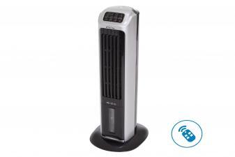 Climatizador Evaporativo con calefactor e ionizador