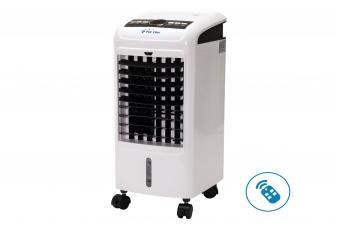 Climatizador Evaporativo compacto digital con mando a distancia