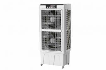 Climatizador Evaporativo gran caudal con doble ventilador