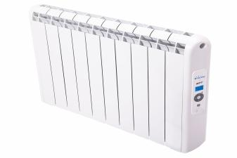Emisor de aluminio digital sin fluido 2000 W con display electrónico  y mando a distancia