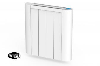 Emisor térmico de inercia digital con placa cerámica interna 600W y control WIFI