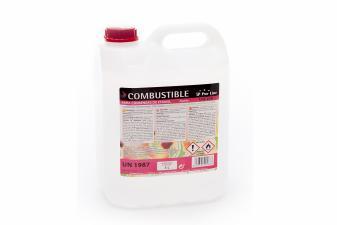 Garrafa 5 litros de bioetanol ( LIQ-20N 5L ) de PURLINE
