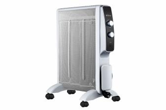 Radiador de Mica 1500W color blanco MR1500W