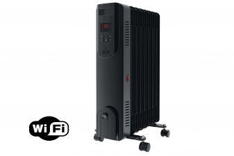 Radiador de aceite digital 1500W con control WIFI