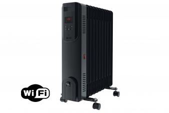 Radiador de aceite digital 2000W con control WIFI