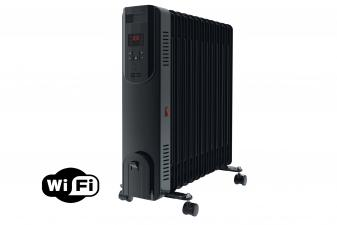 Radiador de aceite digital 2500W con control WIFI