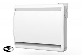 Radiador de inercia digital con placa de hierro fundido y film de mica 1500W con control WIFI